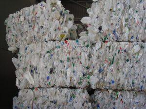 Recolección, acopio y reciclaje de botellas de plástico