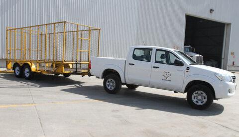 Camiones para recolección de desechos, basura, residuos, material de reciclaje.