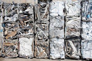 Recolección, acopio y reciclaje de aluminio, latas y metal no ferroso