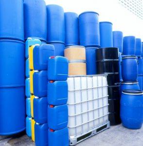 Recolección, acopio, reciclaje y reacondicionado de totes IBC y tambos de plástico.