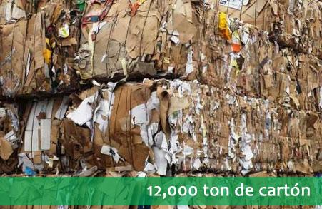 Recolección, acopio y reciclaje de cartón y papel