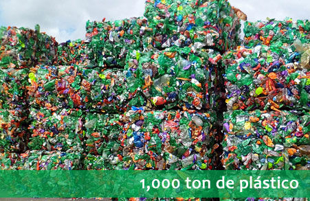 Recolección, acopio y reciclaje de PET y plasticos