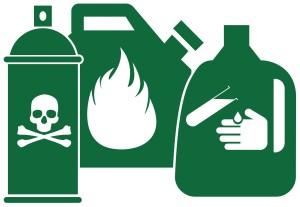Recolección residuos peligrosos