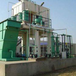 planta de tratamiento final de residuos