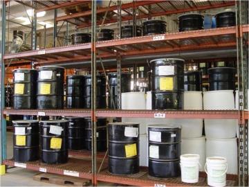 residuos y material peligroso