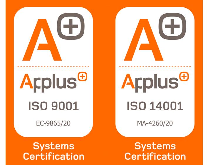 Certificaciones Applus